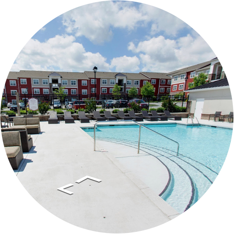 The Reserve at Knollwood Apartments in 360º